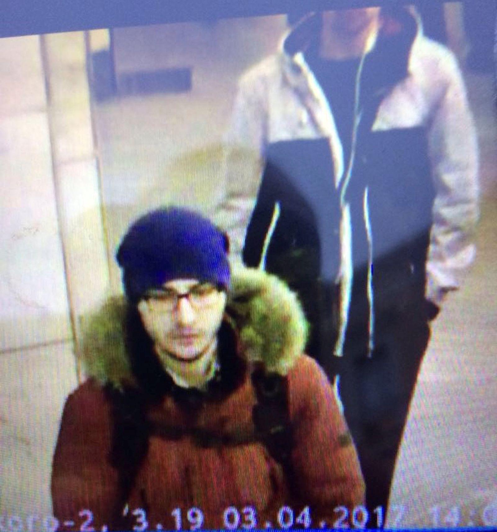 EINMALIGE VERWENDUNG St. Petersburg/ Anschlag/ Akbarzhon Jalilov