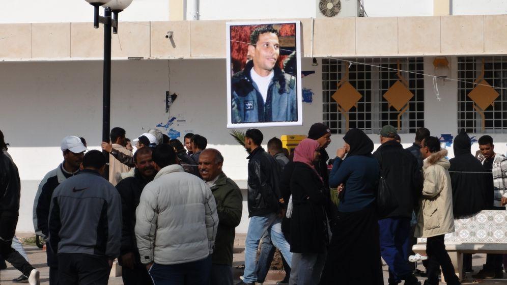 Fall Mohammed Buazizi: Scham oder Protest?