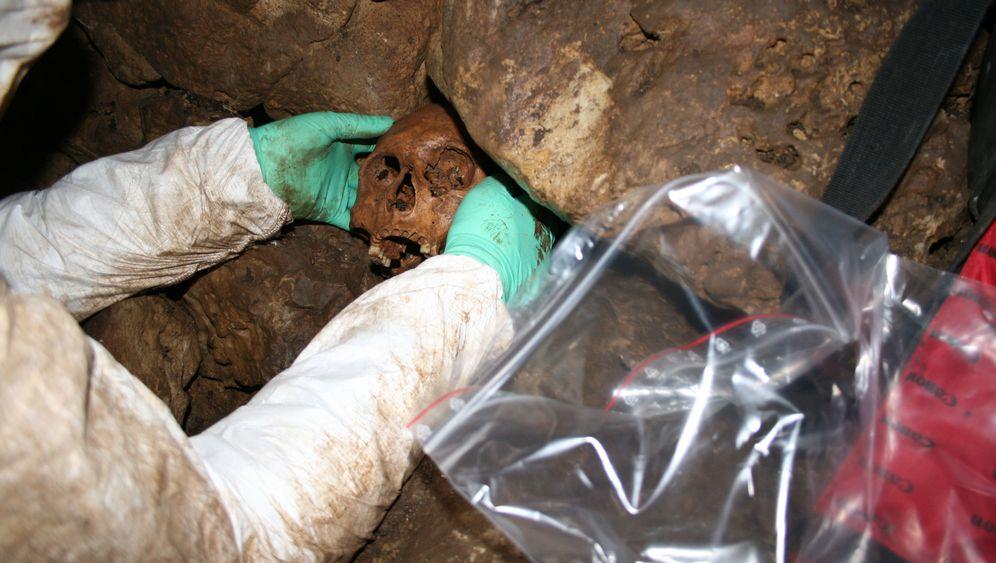 Ausgegraben: Die toten Kelten aus der Kirschbaumhöhle