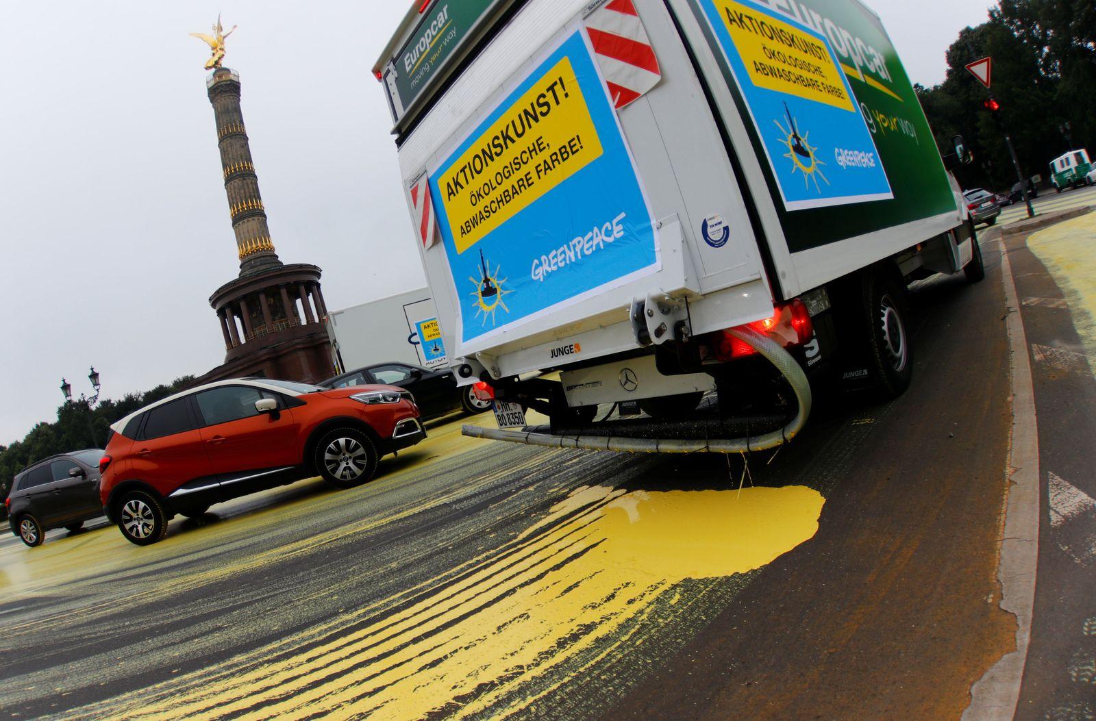 GERMANY-CLIMATECHANGE/