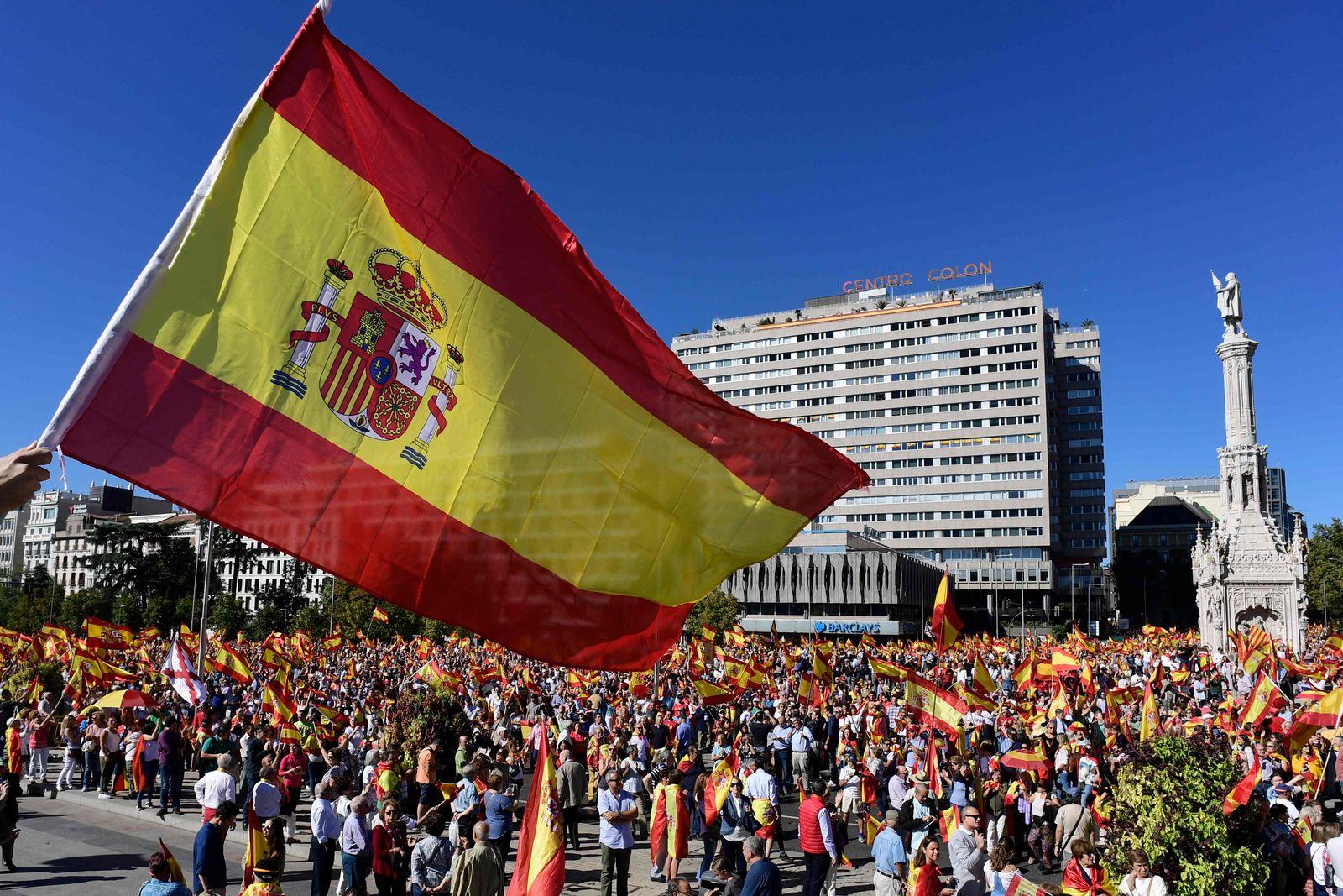 Katalonien Konflikt