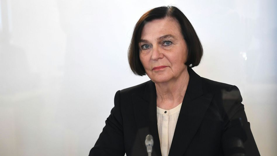 Verfahrensrichterin Ilse Huber