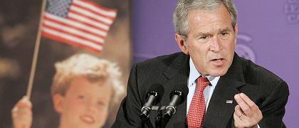 Neuer Vorstoß: Bush will Klimaschutz nach seinen eigenen Regeln