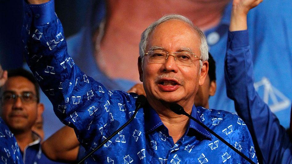 Malaysia: Regierungspartei gewinntParlamentswahl