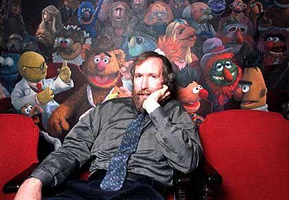 Jim Henson: Der Muppet-Erfinder spielte Kermit ausschließlich selbst