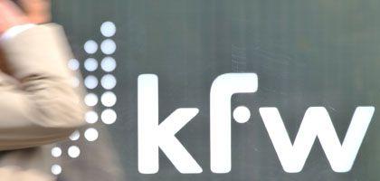 KfW-Zentrale in Frankfurt am Main: Finanzkrise und IKB-Rettung haben Milliardenloch gerissen