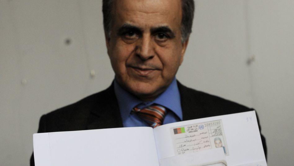 Rechtsanwalt Karim Popal: 178.500 Euro Honorar plus 25.000 Euro Reisekosten