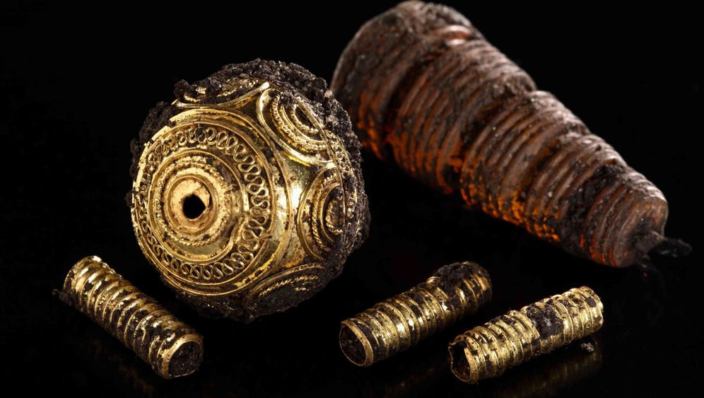 Photo Gallery: Archeologists Find 2,600-Year-Old Celtic Treasure in Germany