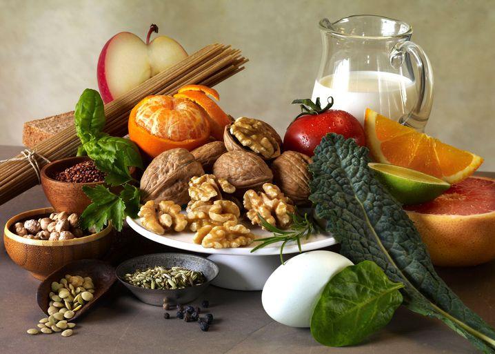 Gesunde Kost: Experten empfehlenden Fastenden nach der Kur, auf eine fleischarme Ernährung zu achten