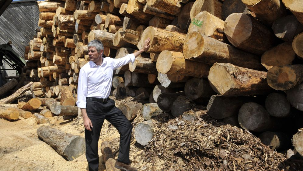 Laurent Wauquiez: Hoffnungsträger der Konservativen