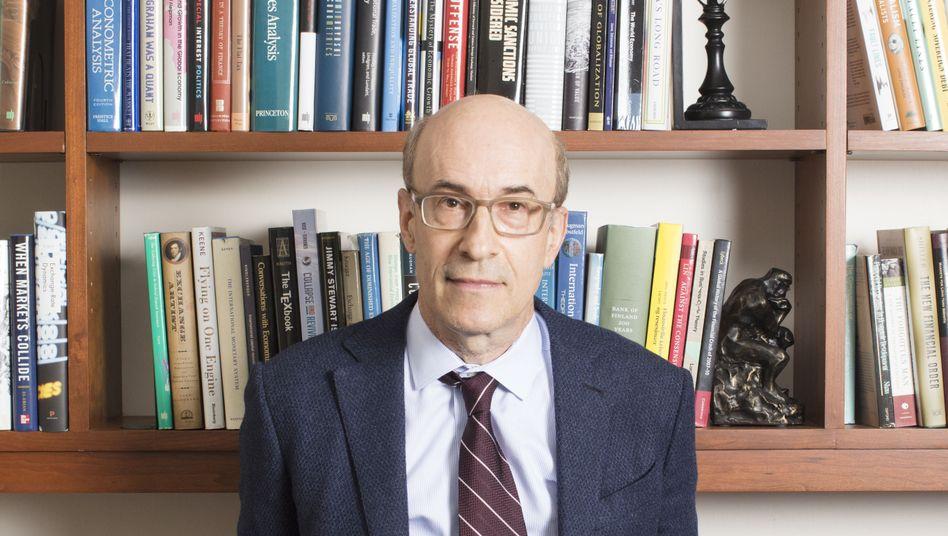 """Wissenschaftler Rogoff: """"Der Euro bleibt fragil"""""""
