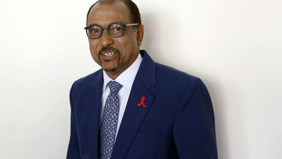 UNAIDS-Chef Michel Sidibé