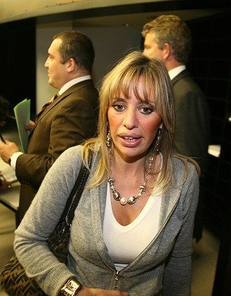 Italian MEP Alessandra Mussolini has caused the break up of the ITS group with her comments about Romanians.