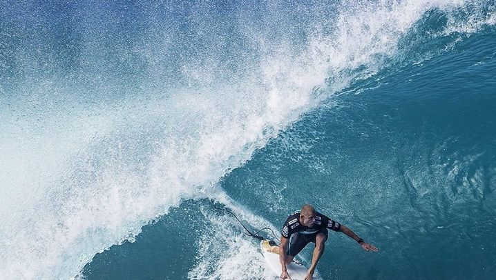 Mick Fanning: Surfprofi rettet bewusstlosen Kollegen