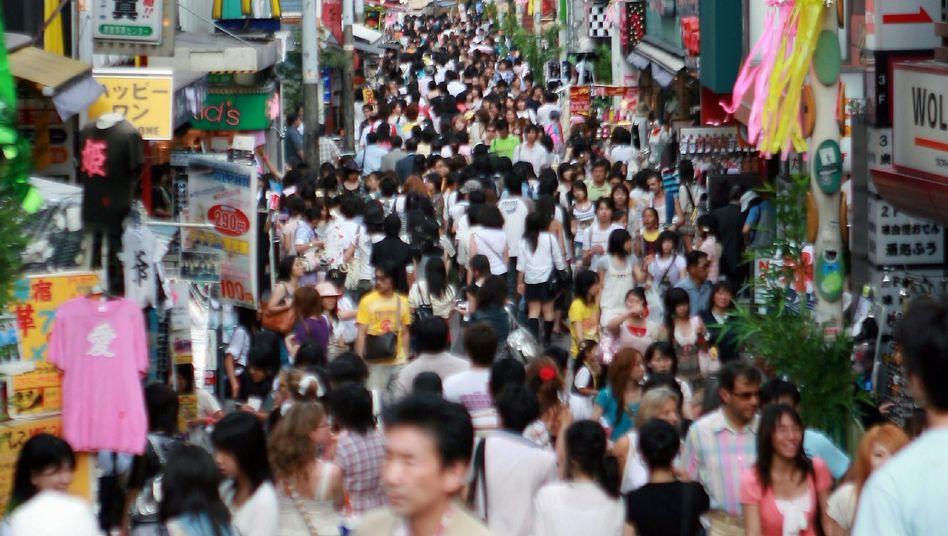 Einkaufsstraße in Tokio: Neue Lust am Shoppen