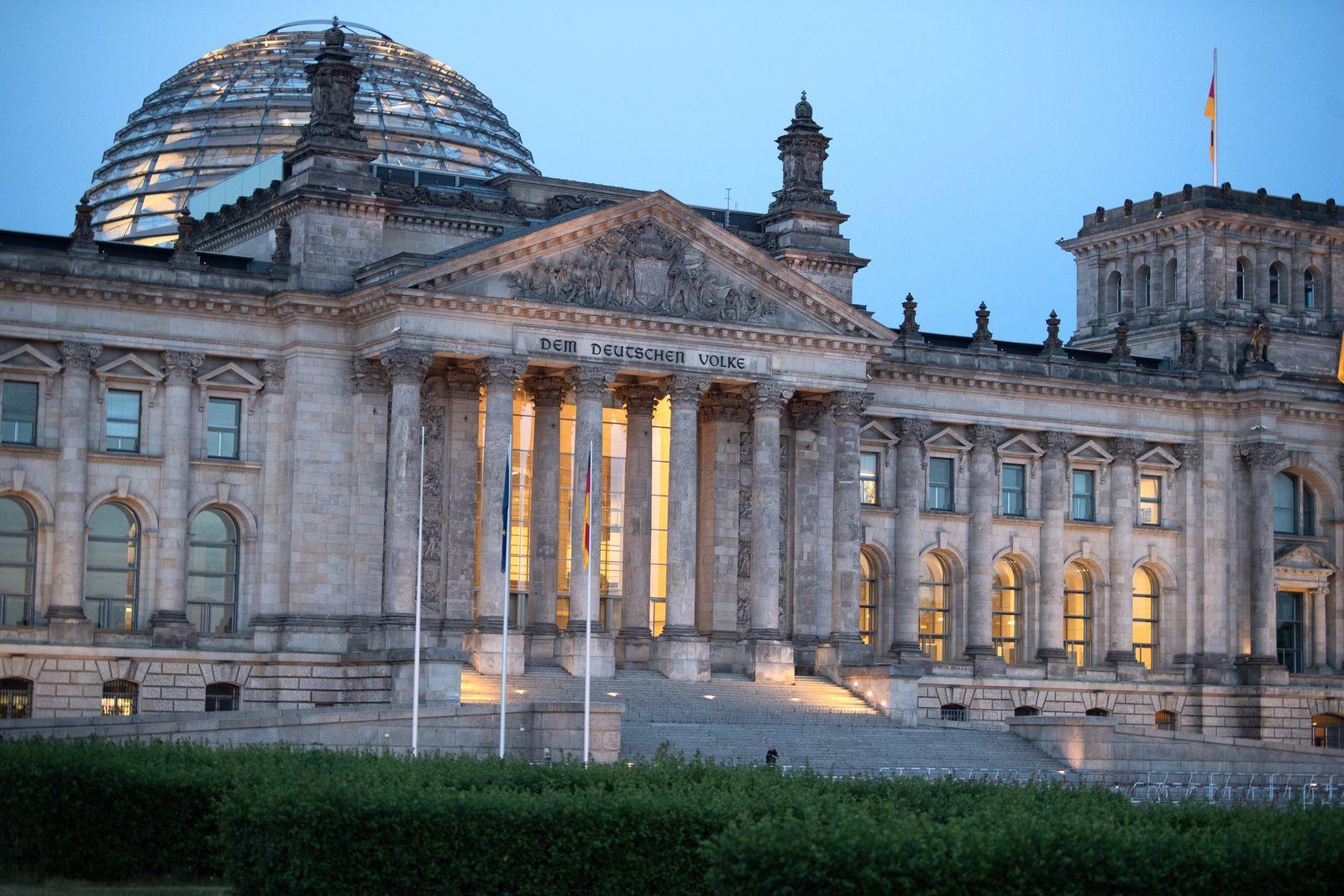 100 Tage vor der Bundestagswahl