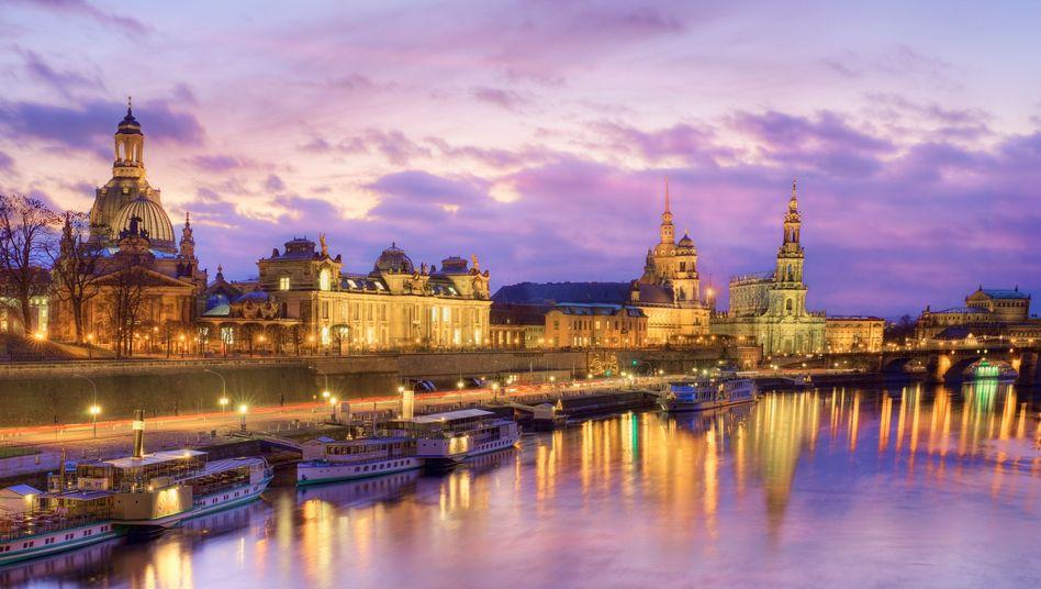 Ostmetropole Dresden: Eigentlich wäre es Zeit, den Soli zu verabschieden
