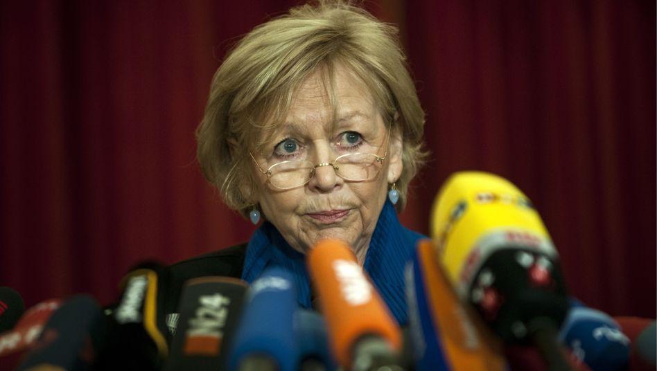 Missbrauchsbeauftragte Ursula Raue: 205 Fälle wurden ihr bekannt