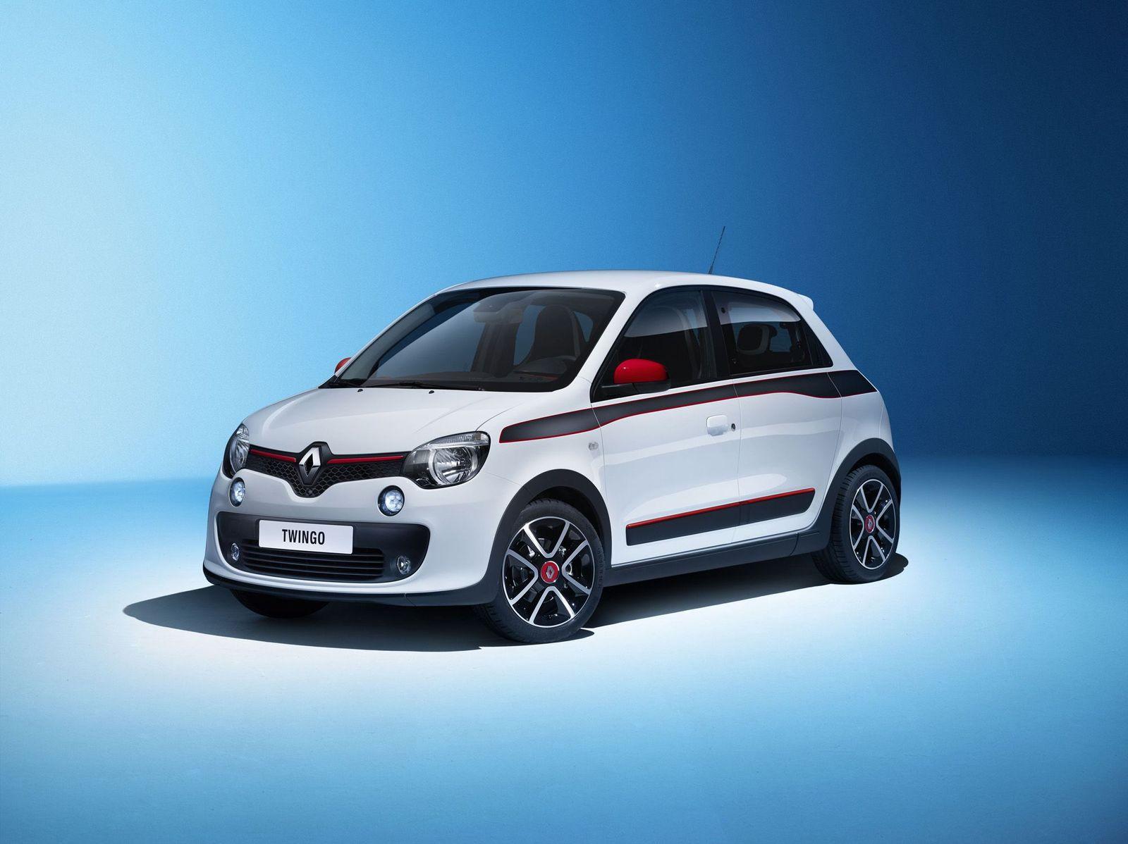 2014 / Genf / Renault Twingo