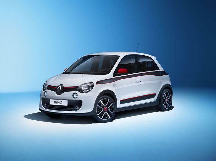 Renault Twingo: Konstruktionsprinzip auf den Kopf gestellt
