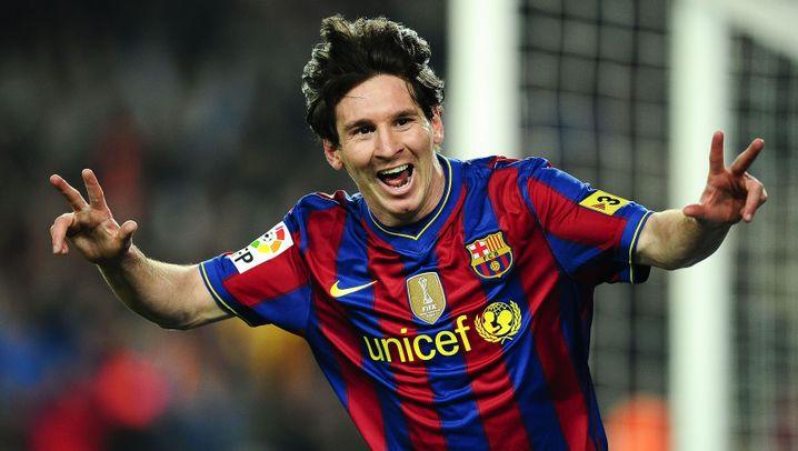 Weltfußballer Messi: Der Floh trifft und trifft und trifft