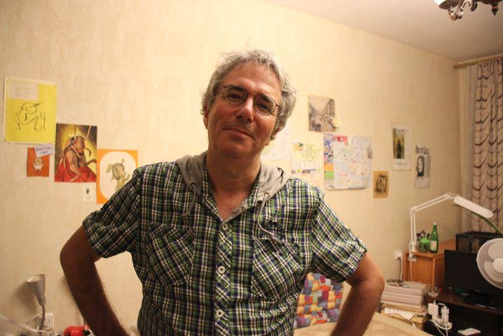 Vater Konstantin Osnos: Reine Vernunftentscheidung