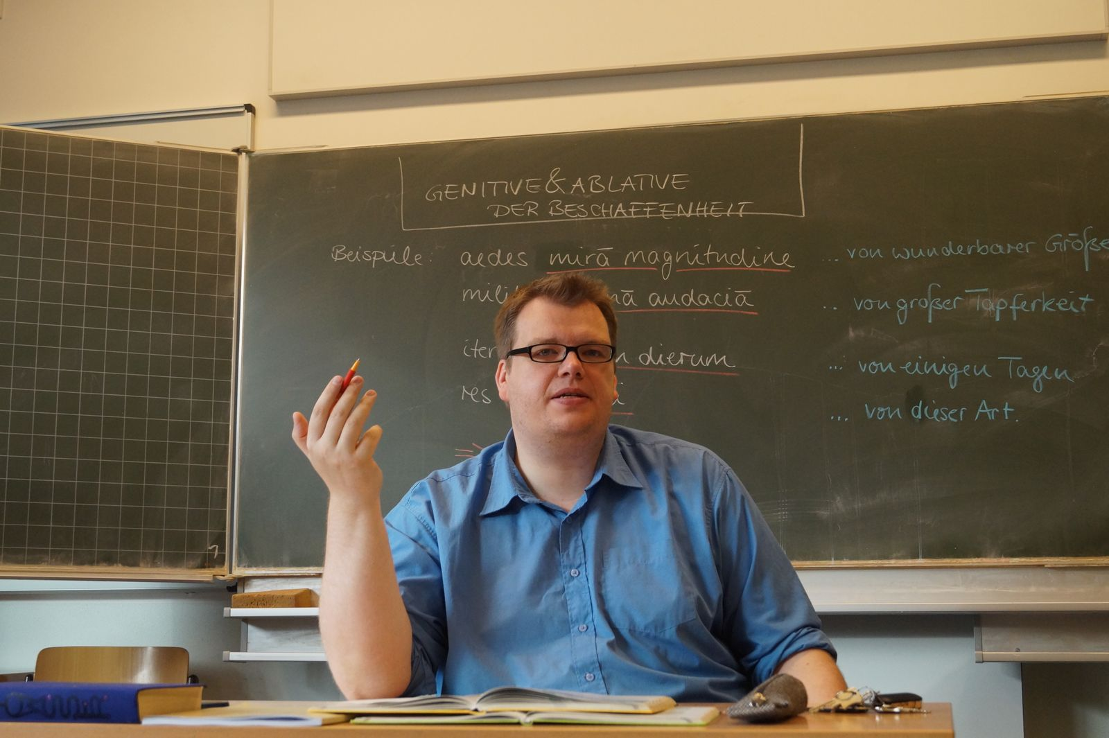 EINMALIGE VERWENDUNG Philipp Ostermann - Lehrer aus Hannover