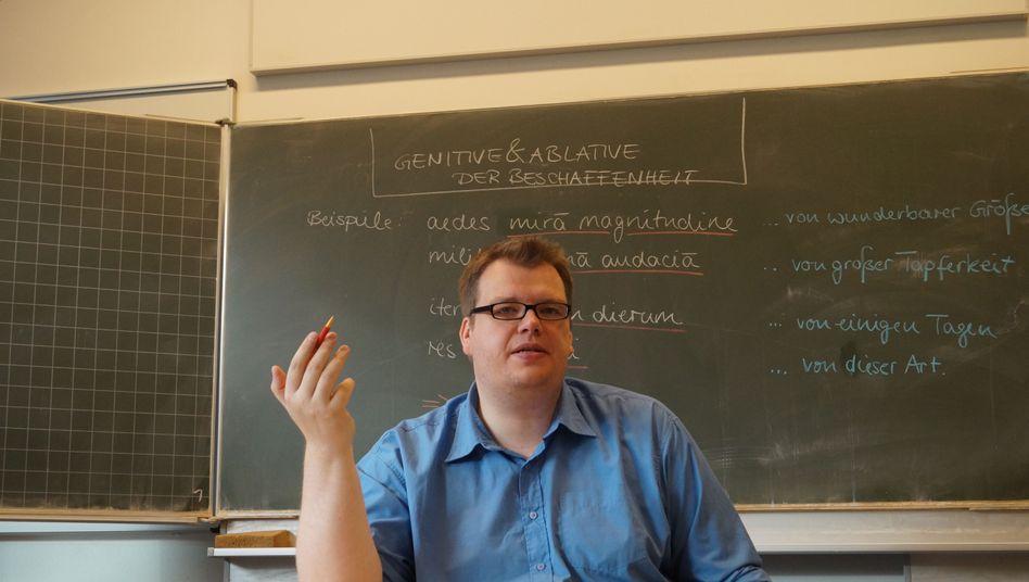 Philipp Ostermann, Lehrer aus Hannover