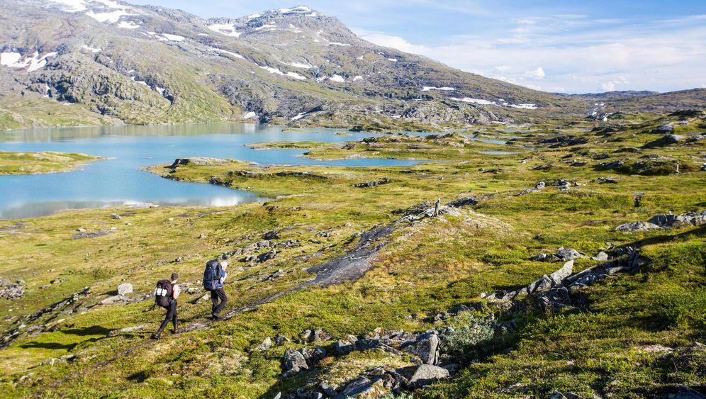 Wandern im Norden Norwegens: Die raue Schönheit des Grenseleden