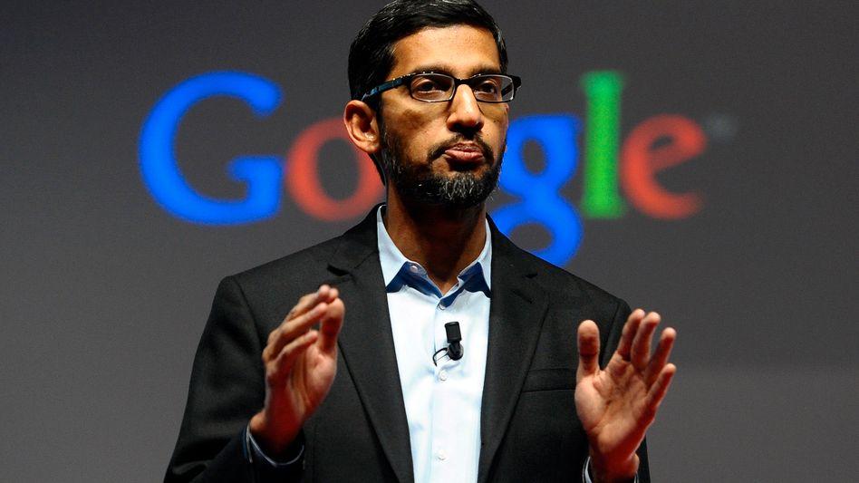 Google-Chef Pichai