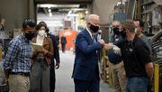 Bidens Warnung - und Trumps neueste Unwahrheit