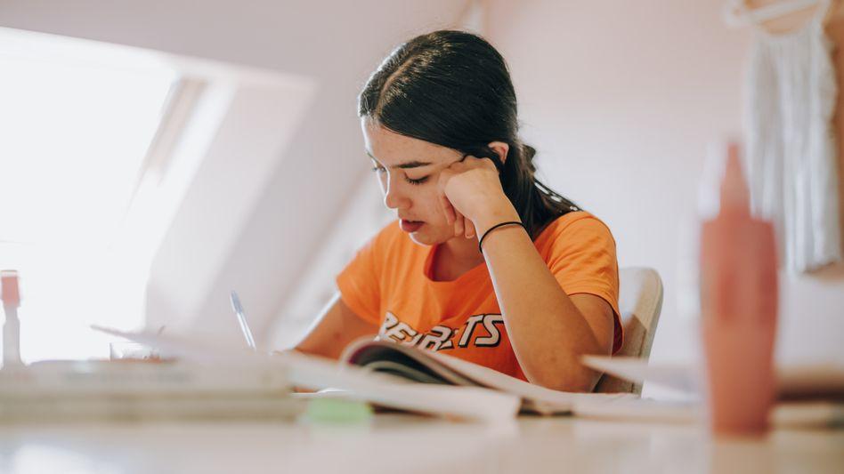 Für mehrere Prüfungen parallel zu lernen, kann überfordern. Ein Lernplan hilft.