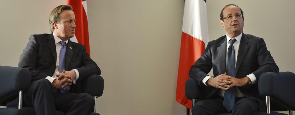 Cameron und Hollande (Archiv): Problem an seiner Wurzel angehen