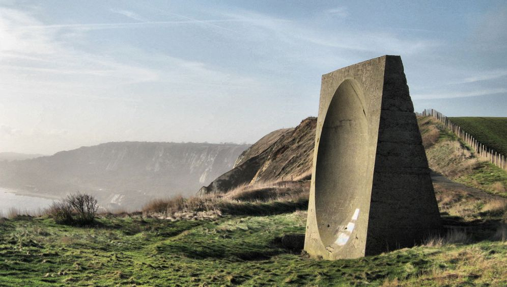 Photo Gallery: Britain's Forgotten Sound Mirrors