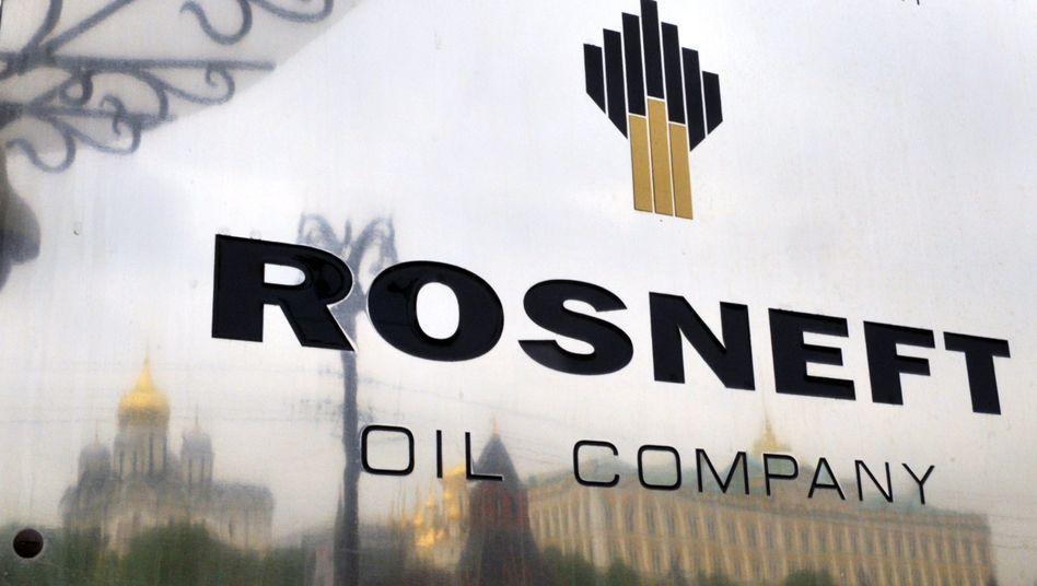Rosneft-Zentrale in Moskau: Durch Übernahme zum weltgrößten Ölförderer