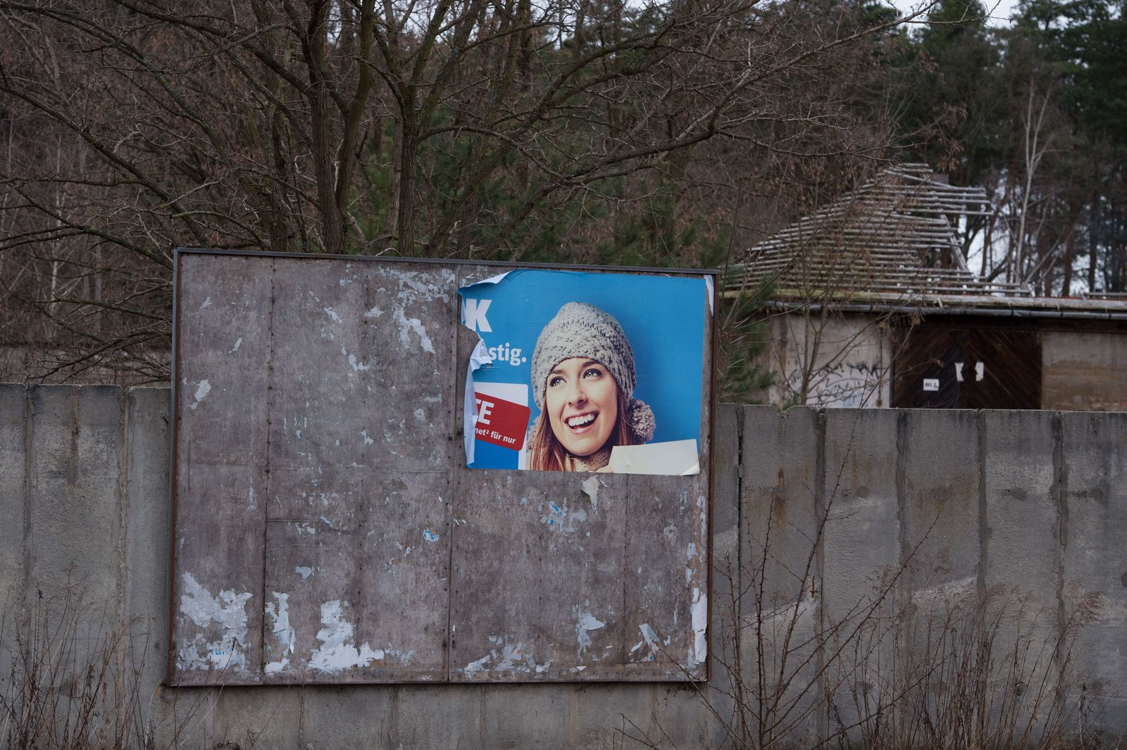Tristesse Ostdeutschland