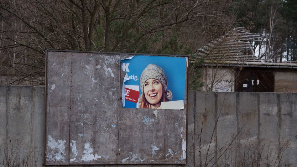 Straßenbild in Sachsen (Archivfoto)