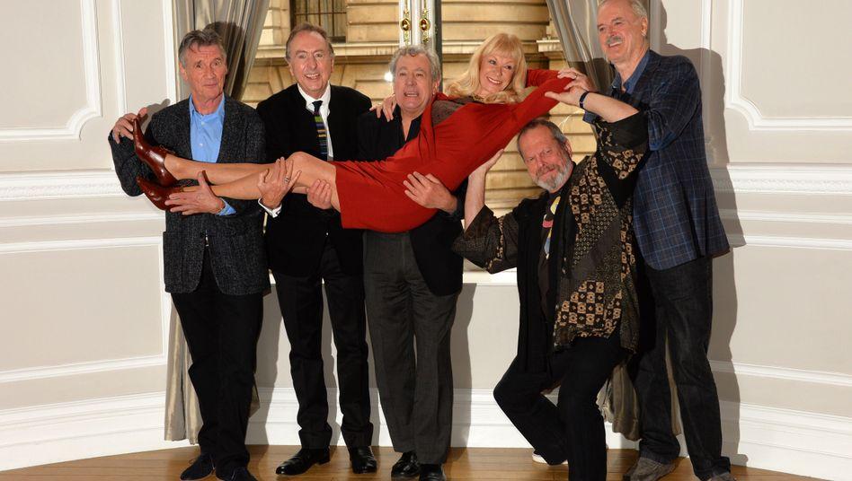 Monty Python in London: Der Zirkus fliegt wieder