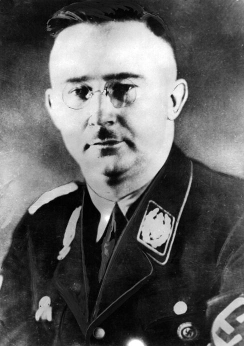 SS-Führer Himmler: Spiel mit der Nazi-Ästhetik