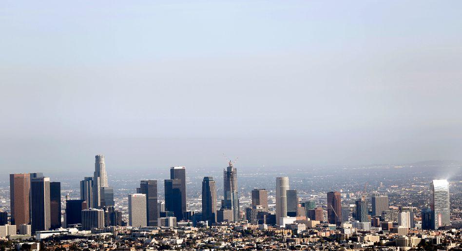 Skyline von Downtown Los Angeles