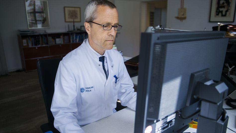 Neurologe Fink: Bunte Kurven