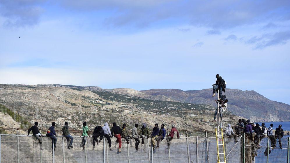 Verteilungskampf: Europa und die Flüchtlingsfrage