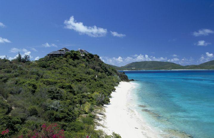 Bransons Insel Necker Island