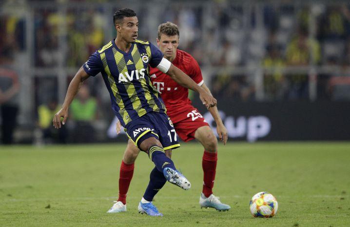 Nabil Dirar war der Sündenbock aus Sicht der türkischen Fans