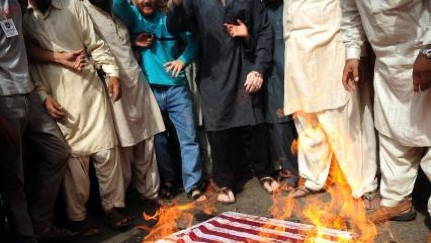 Proteste gegen Schmähvideo