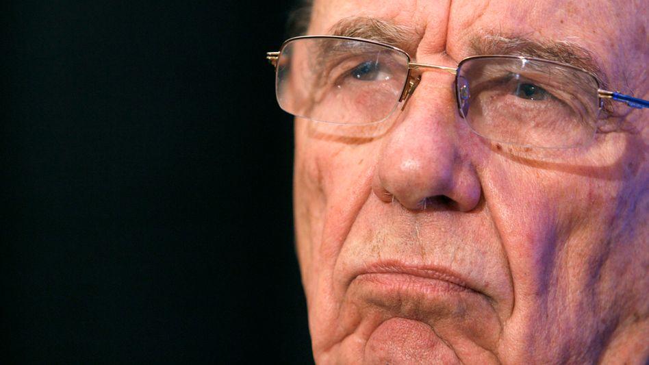"""Media mogul Rupert Murdoch: """"Quality journalism isn't cheap."""""""