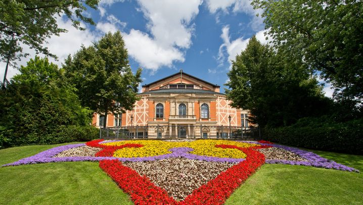 Back in Bayreuth: So funktionieren die Wagner-Festspiele