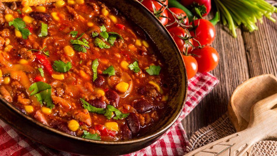 Chili con Carne: Viele Zutaten sind teurer geworden