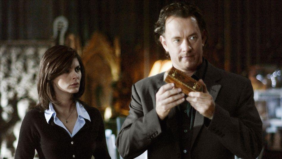 """Audrey Tautou, Tom Hanks (""""Da Vinci Code""""): Es wird düster und bitter"""