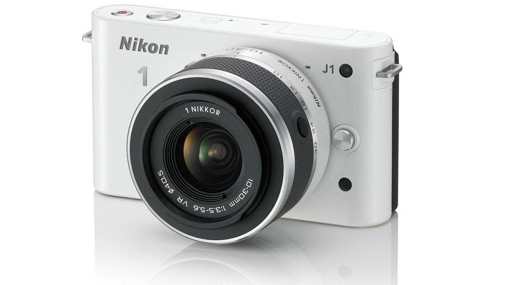 Nikon J1 und V1: So fotografieren Nikons Systemkameras